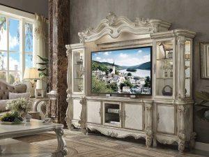 Model Bufet TV Ukir Jepara Luxury Classic Jepara ARF-0007